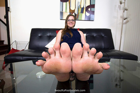 Sexy Burlesque Feet