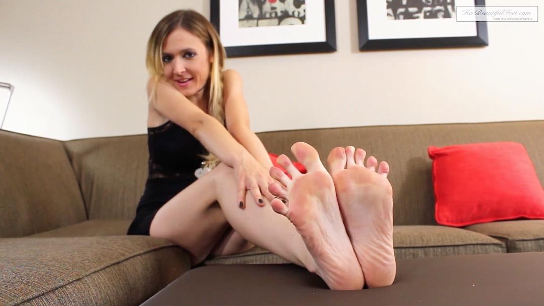 porche's sexy feet