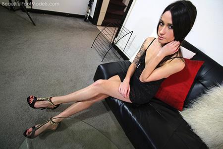 Very Sexy Coed Feet